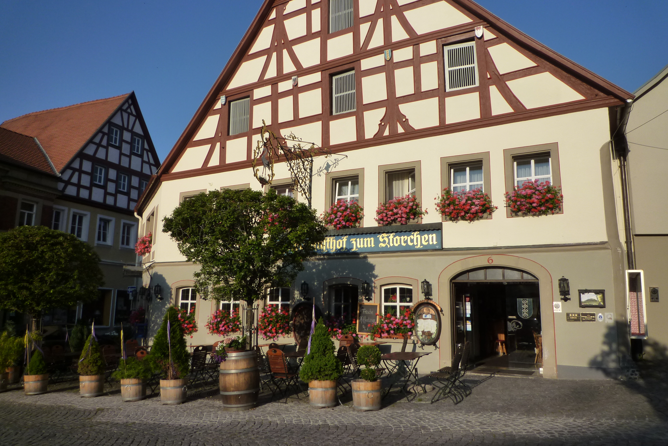 Hotel Storchen Bad Windsheim